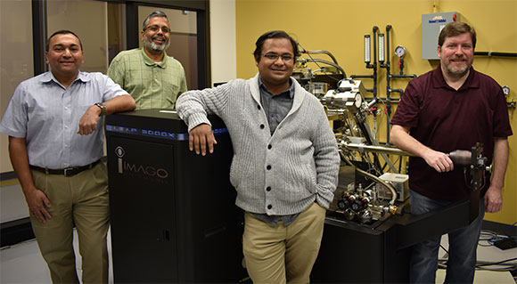 UNT discovery could revolutionize the future of materials science engineering