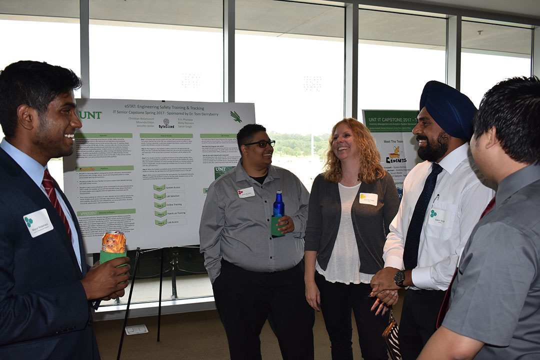 UNT CSE 45th anniversary