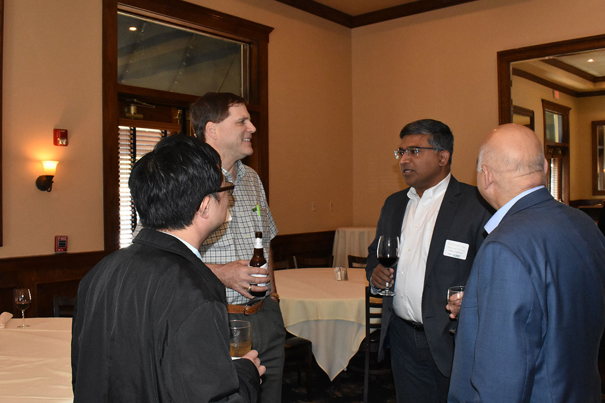 College of Engineering Alumni Reception Spring 2017