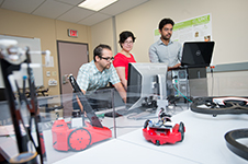 Vision, Robotics & Control Systems Lab