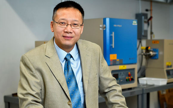 UNT professor explores new ways to store nuclear waste