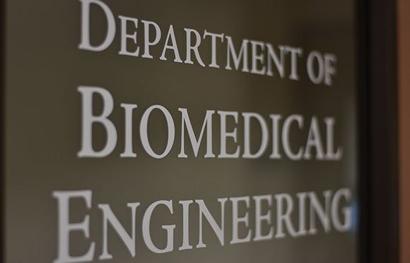 College of Engineering receives grant to further Biomedical Engineering research