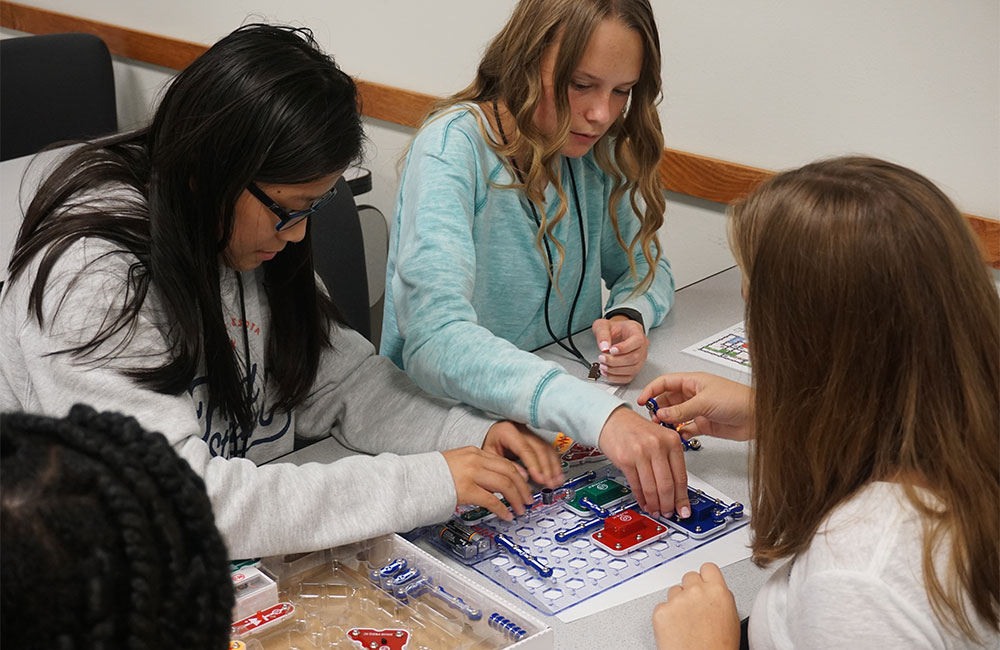 UNT I-STEM Camp