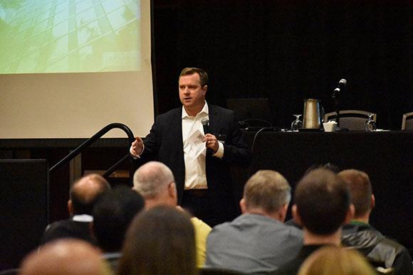 UNT Engineering hosts Cybersecuirty summit