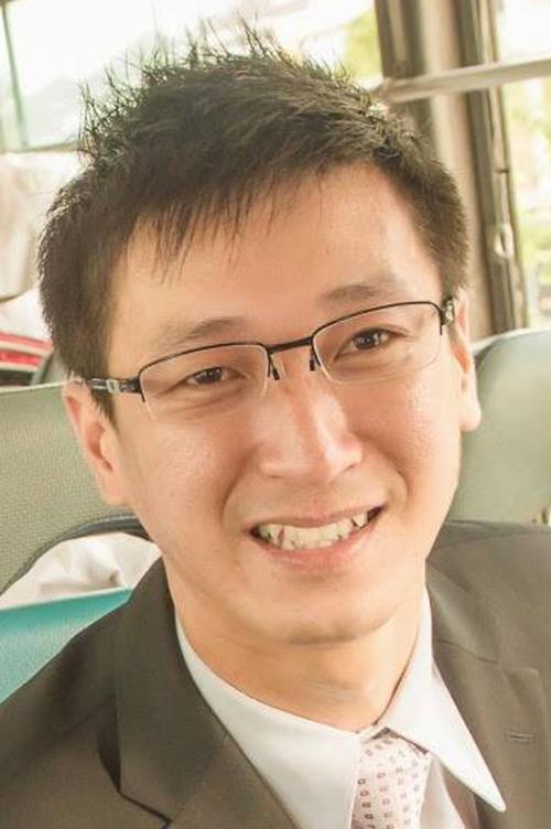 headshot photo of Kian Huat (Eric) Lim