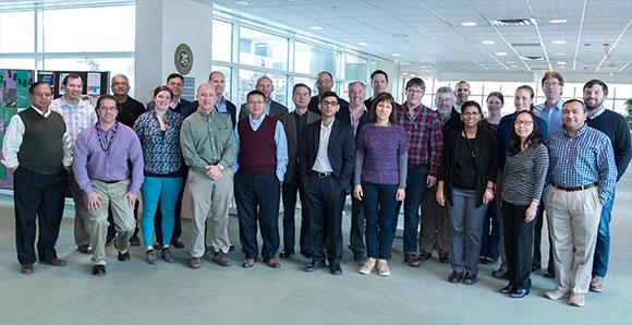 Materials Science faculty visit ARL