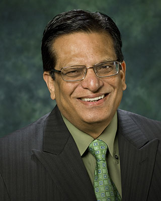 UNT faculty Vish Prasad