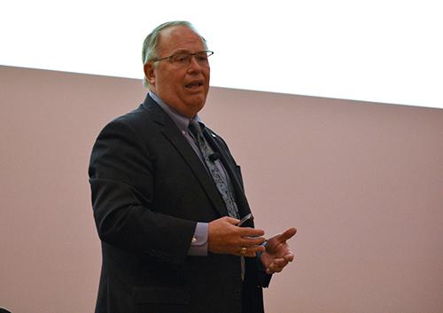 Steve Roemerman, CEO of Lone Star Analysis