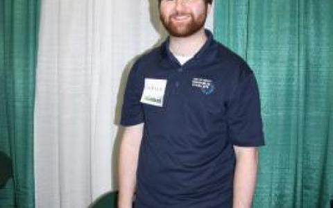Alumnus Hudson Jameson recruits for USAA
