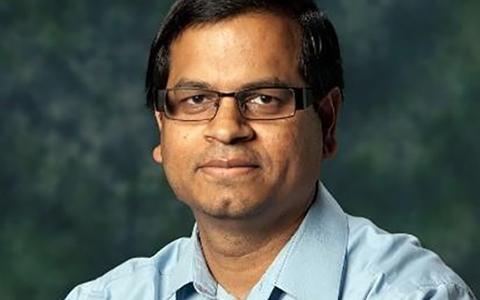 Saraju Mohanty poses for a headshot photo