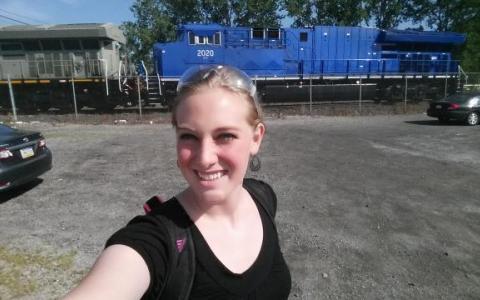 Karen Smith at GE Transportation