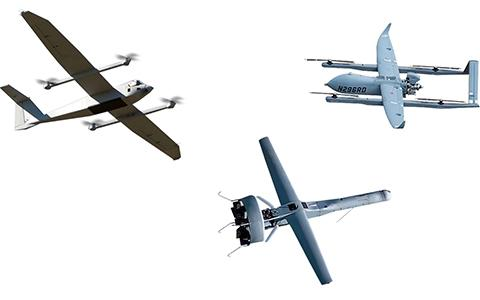 Future Tactical Unmanned Aircraft System designs