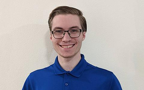 teaser image for Student receives IEEE Outstanding Individual Achievement Award