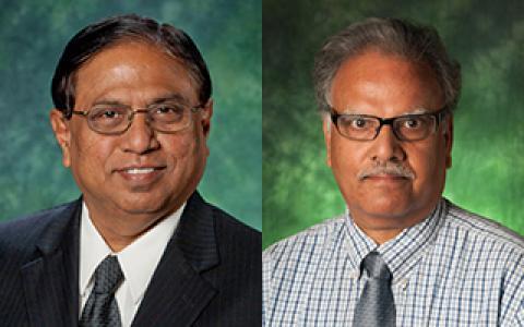 Dr. Dahotre and Dr. Kavi