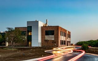 New Biomedical Engineering exterior
