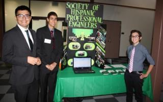 UNT Society of Hispanic Professional Engineers