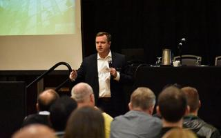 UNT Engineering hosts Cybersecurity Summit