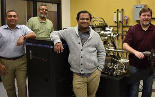 UNT discovery that could revolutionize the future of materials science engineering