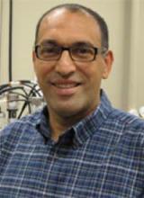 UNT faculty Samir Aouadi