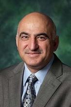 UNT faculty Seifollah Nasrazadani