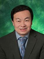 UNT faculty Haifeng Zhang