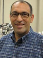 UNT faculty Samir Aouadi