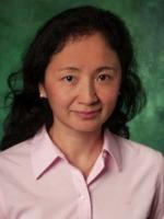UNT faculty Yan Huang